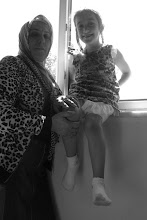 Photo: Mother and doughter, Bazit 2015