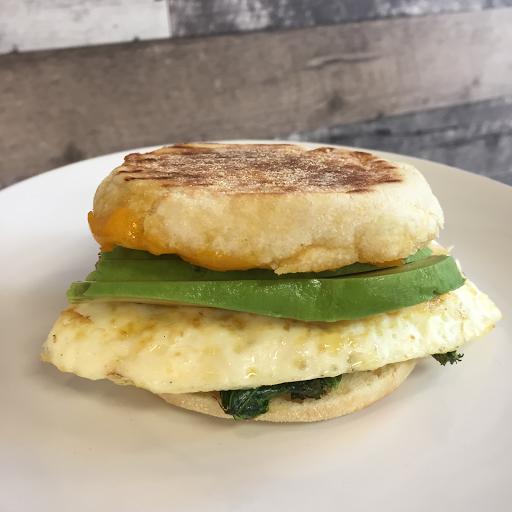 Egg + Avocado Sandwich