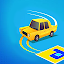Draw Road – Parking Master Games Icon