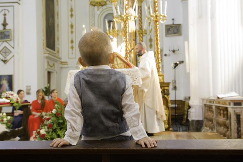 piccolo invitato al matrimonio della zia di federicopatti
