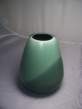 Photo: caithness vase Touchstone collection