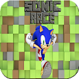 Super Sonic Parkour Race MCPE