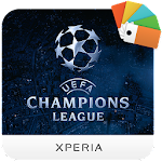 XPERIA™ UEFA Champions League Theme Icon