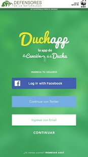 Duchapp screenshot