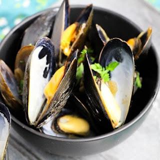 Mussel Pot Recipes.