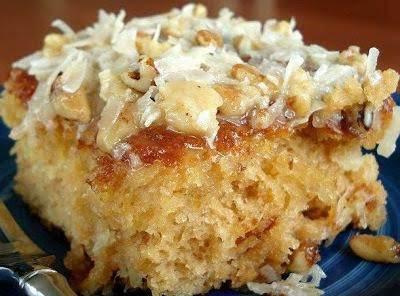 Do Nothing Cake Recipe