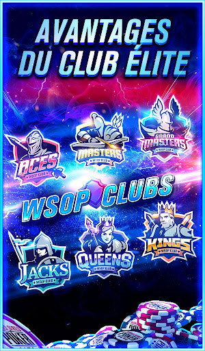 World Series of Poker - WSOP Jeu de Poker screenshot 5