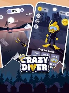 Crazy Diver Mod Apk (Unlimited Money + Skins Unlocked) 6
