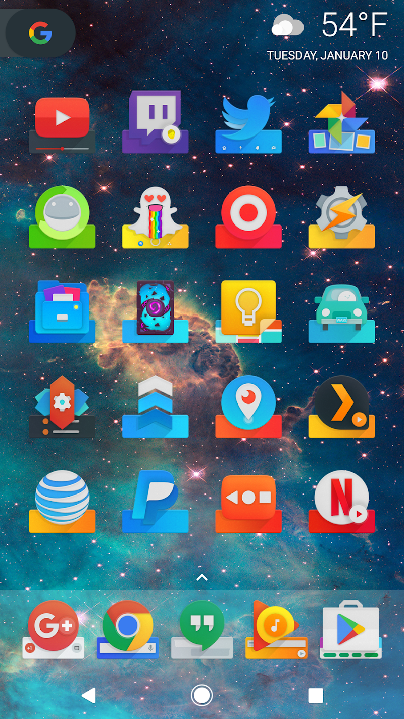 ELEV8 Icon Pack Screenshot 9