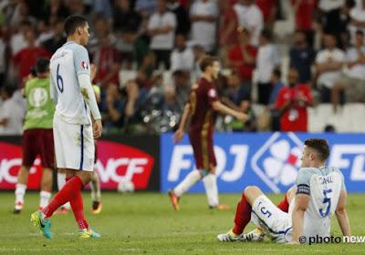 La Russie prend un point dans les arrêts de jeu contre l'Angleterre