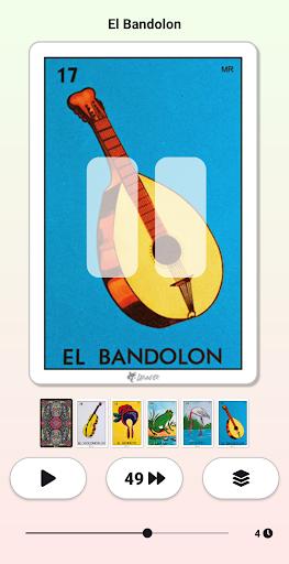 Baraja Loteru00eda Mexicana.  screenshots 2