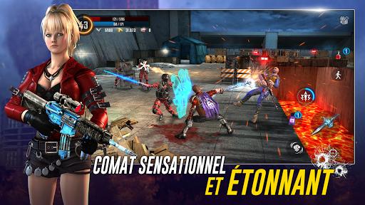 Télécharger Dark Prison: PVP Survival Action Game APK MOD (Astuce) screenshots 3
