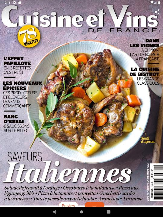 Download Cuisine Et Vins De France For Android Cuisine Et Vins