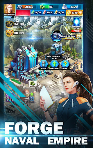 Battleship & Puzzles: Warship Empire Match modavailable screenshots 5