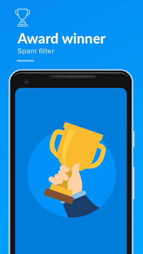 Key Messages - SMS, Text blocker, Backup & restore  screenshots 1
