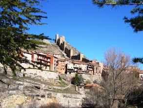 Photo: Spanien/Aragonien: A-1512 Albarracin (Urheberrecht M. Dorn)