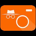 Silent camera, secret CamYL icon