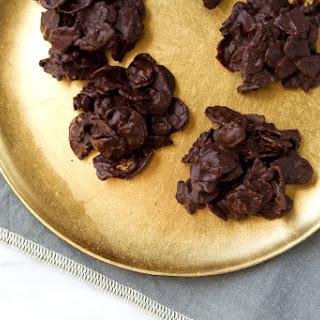 Chocolate Cornflake Clusters