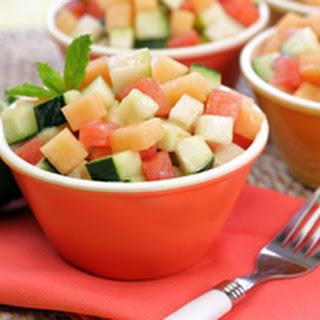 Sassy Melon Salad