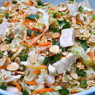 Chinese Chicken Salad – from the Southern Fried Radio Show.