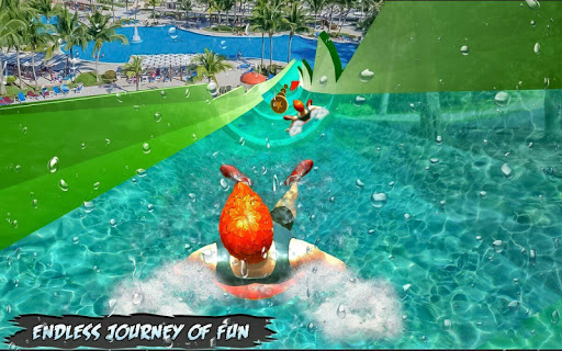 Water Park Slide Adventure  screenshots 5