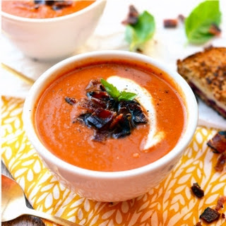 20-Minute Tomato Bisque Soup