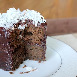 Chocolate Prune Cake.