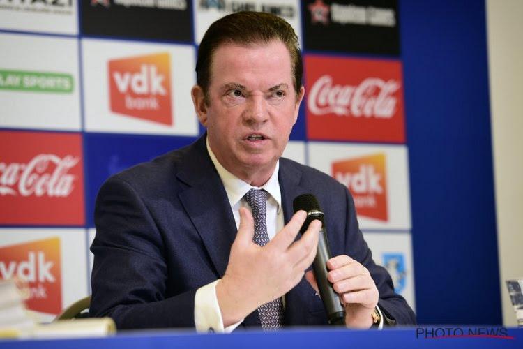 """Paul Gheysens gelooft nog steeds in het Eurostadion: """"Ondertussen is er een nieuwe Belgische regering gevormd, hé"""""""