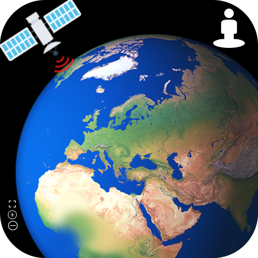 App Insights Live Earth Map Satellite Map View Gps Tracker