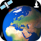 Live Earth Map – Satellite Map View, GPS Tracker