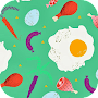 Food HD Wallpaper APK icon