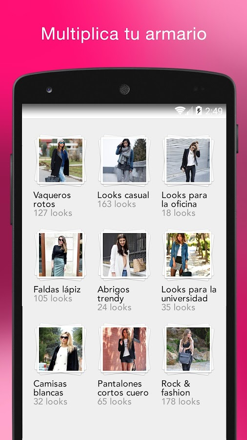 Chicisimo 👛👗👠 - Moda y ropa: captura de pantalla