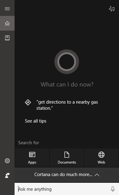 What is Cortana in Windows 10?