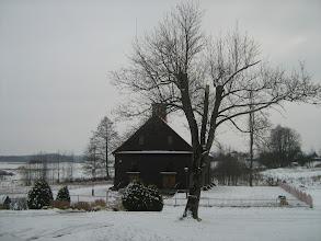 Photo: Raižių mečetė – totorių mečetė Alytaus rajone, Raižių kaime. Mečetė pirmą kartą šaltiniuose paminėta 1663 m.Medinė, stačiakampio plano, dvišlaičiu skardiniu stogu.