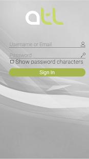 ATL App - náhled