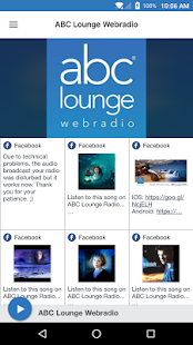 ABC Lounge Webradio- screenshot thumbnail