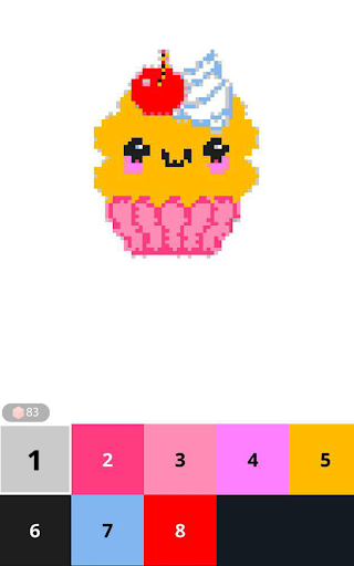 Pix.Color - Color By Number Pixel Art  screenshots 2