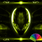 Alien Lemon Xperien Theme Icon