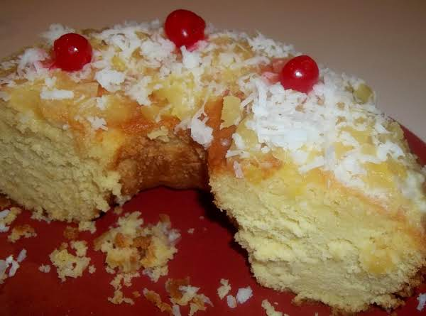 Pineapple Pound Cake Recipe