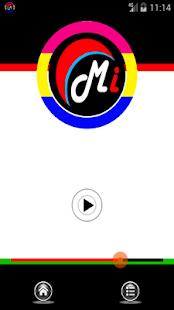 Rádio M.I Publicidade - náhled