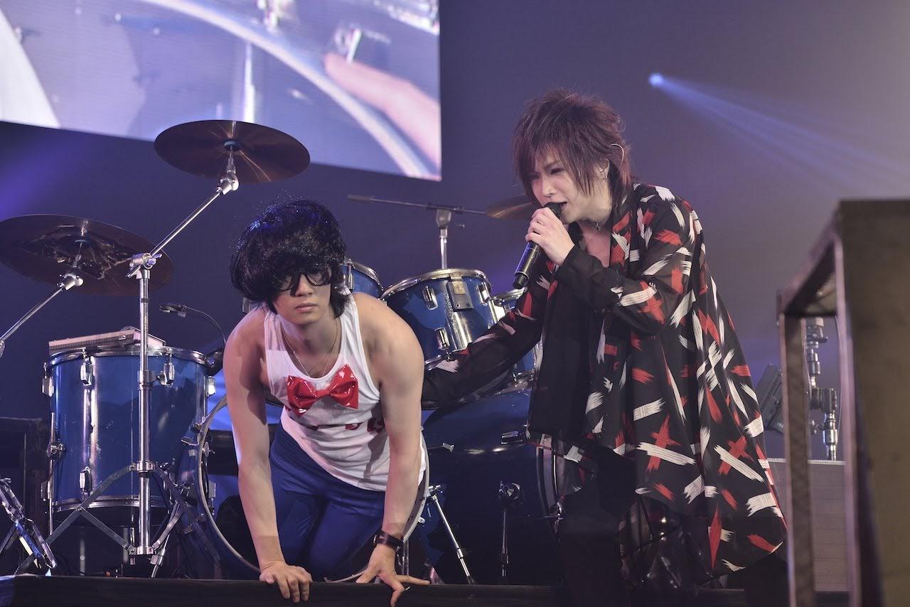 【迷迷現場】COUNTDOWN JAPAN 18/19 金爆 ( ゴールデンボンバー )大玩時事梗笑爆全場