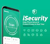 screenshot of Antivirus, Virus Cleaner, Super Clean - iSecurity