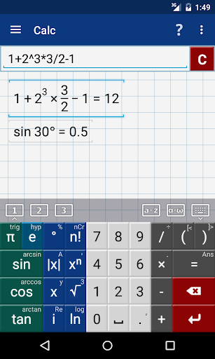 グラフ電卓アプリ Mathlab マスラブ PRO