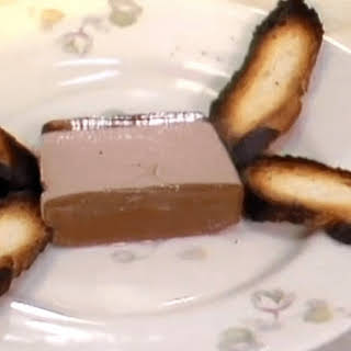 Mousse of Duck Liver.