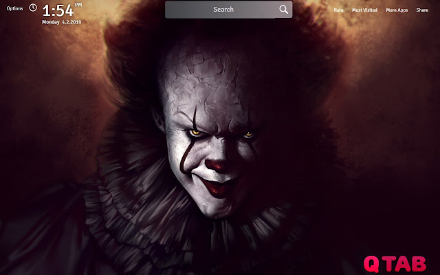 Pennywise It Wallpapers FullHD New Tab