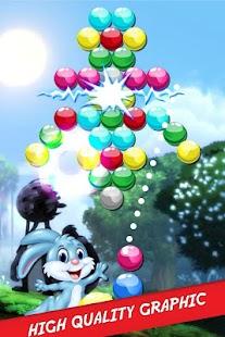 Bubble Shooter Free Bunny : Match 3 blast 2017 - náhled