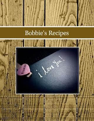 Bobbie's Recipes