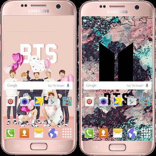 BTS wallpapers KPOP 2.1 screenshots 1