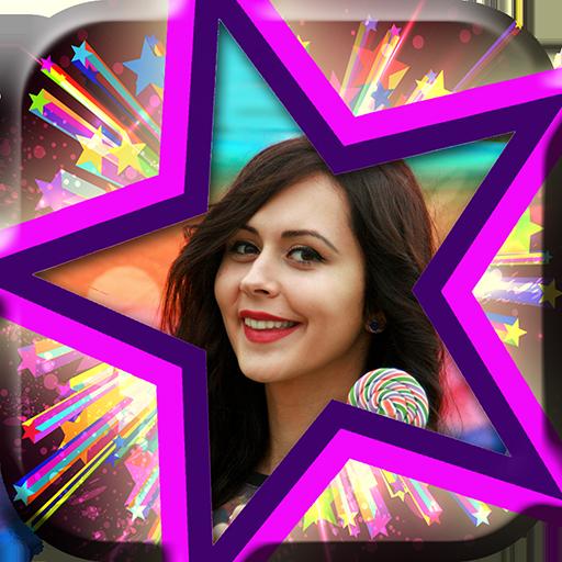 星相框编辑器 攝影 App LOGO-硬是要APP