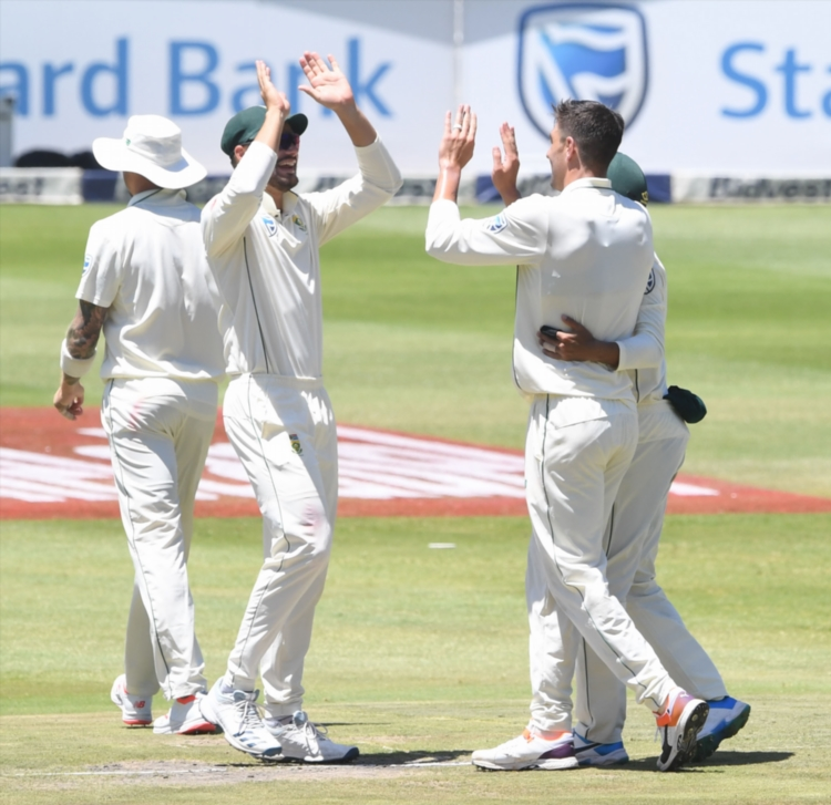 Proteas Fix Fielding Errors To Have Pakistan Reeling
